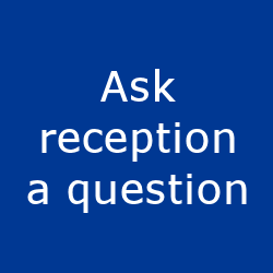 Ask reception a question